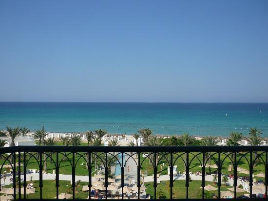 IBEROSTAR Royal El Mansour & Thalasso: vista mare giorno