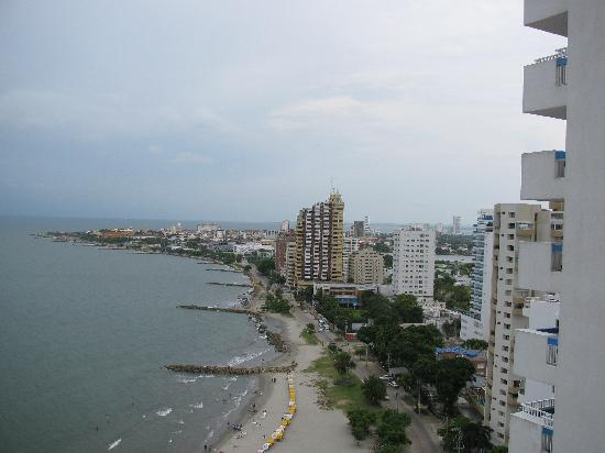 Decameron Cartagena: The View