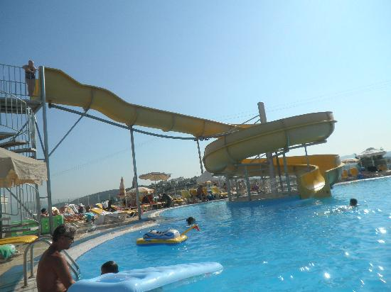 Sunhill Hotel: Pool