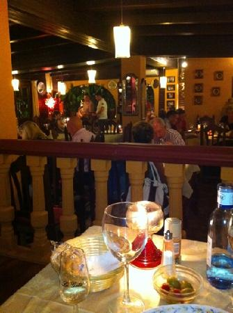 Restaurante Playa Bella : lovely place and great food