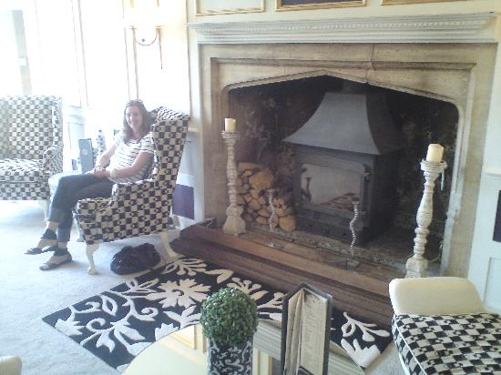 Cotswolds88 Hotel: Quirky Hotel Lounge