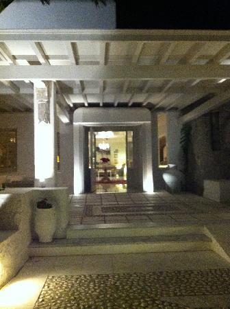Hotel Palladium: Eingangsbereich