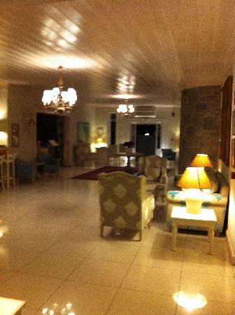 Hotel Palladium: Lobby