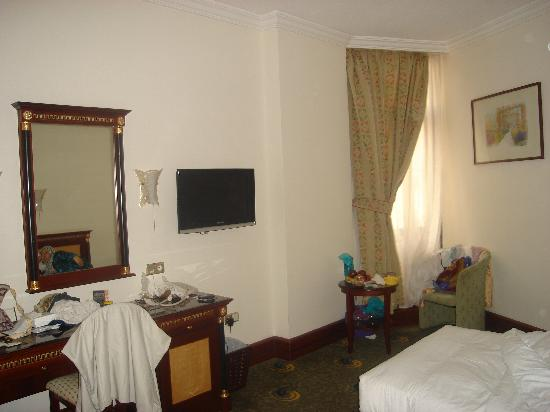 Hotel Al Shohada: fenetres