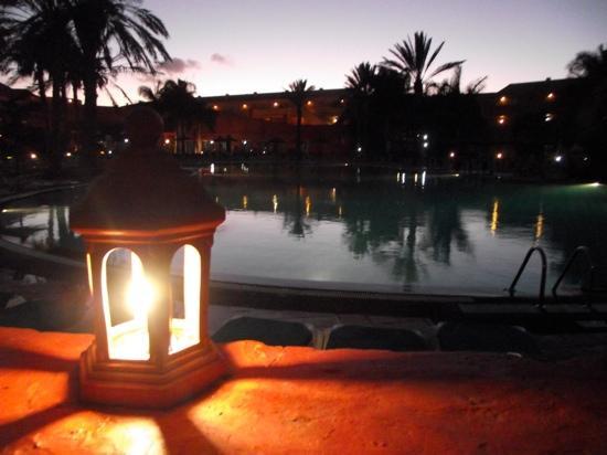 Oasis Village: pool bar