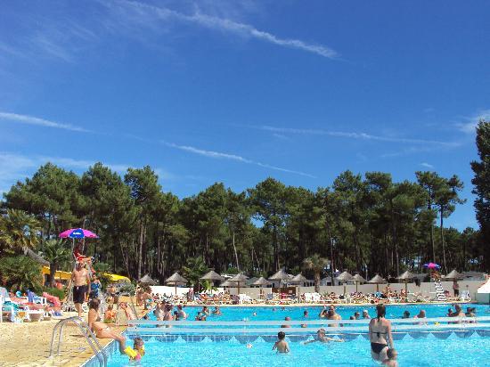 Siblu Villages - Bonne Anse Plage : the pools