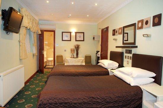 Kadimah hotel londres royaume uni voir les tarifs et avis chambres d 39 h tes tripadvisor - Chambre familiale londres ...