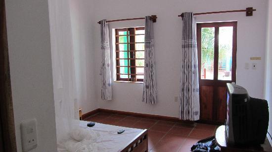 Hiep Hoa Resort: The rooms