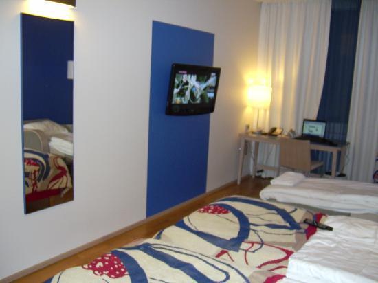 Cumulus Hakaniemi : Room