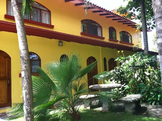 Aparthotel Vista Pacifico: Vista Pacifico garden