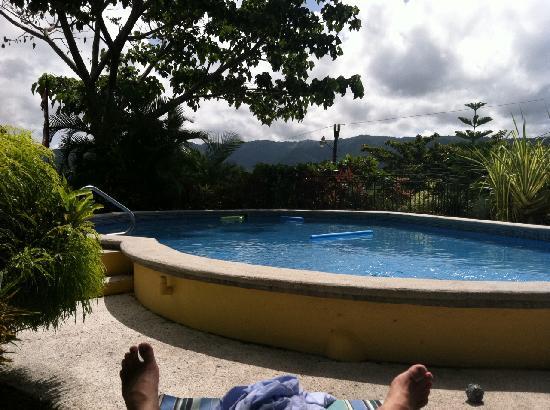 Aparthotel Vista Pacifico: Vista Pacifico pool
