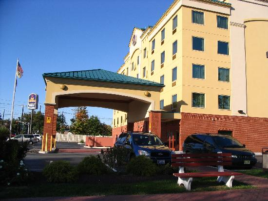 Best Western Riverview Inn & Suites : Riverveiw ,Rahway,NJ