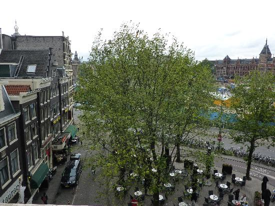 Hotel Prins Hendrik: View from the Balcony