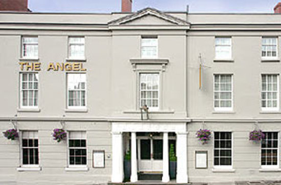 Abergavenny, UK: The Angel Hotel
