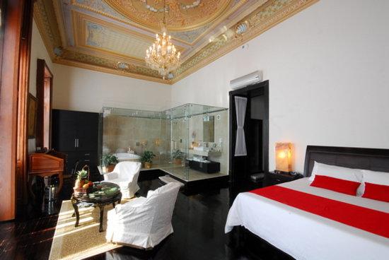 Cantera Diez Hotel Boutique: Our Suites