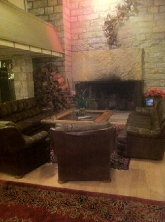 Skyline Lodge and Restaurant: lounge