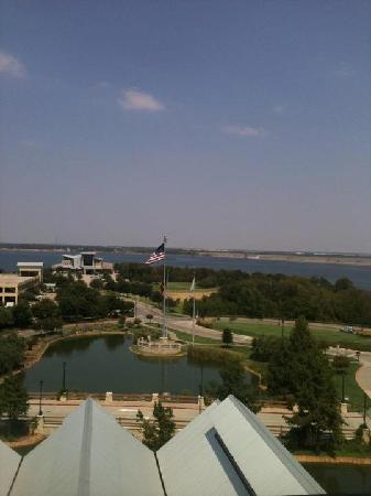 Gaylord Texan Resort & Convention Center: View of Lake Grapevine from ...: https://www.tripadvisor.co.uk/LocationPhotoDirectLink-g55930...