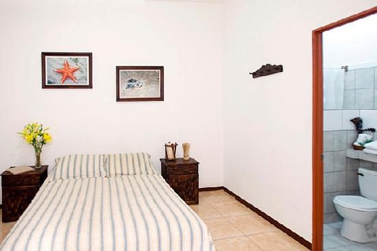 Hotel Casa Tago: Todas las habitaciones cuentan con baño privado