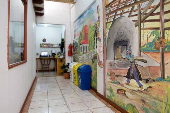 Hotel Casa Tago: Somos un hotel familiar