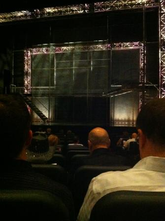 Jersey Boys: Inside the theater before the show
