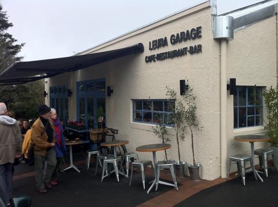 Leura Garage: leura restaurant