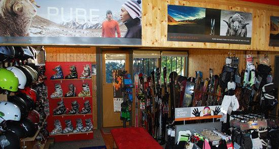 Jace's Ski Hutt