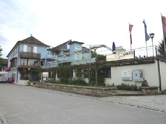 Hotel Restaurant Kreuz: 外観