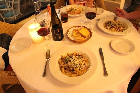 Savio's Bistro by La Dolce Vita: Great Dinner