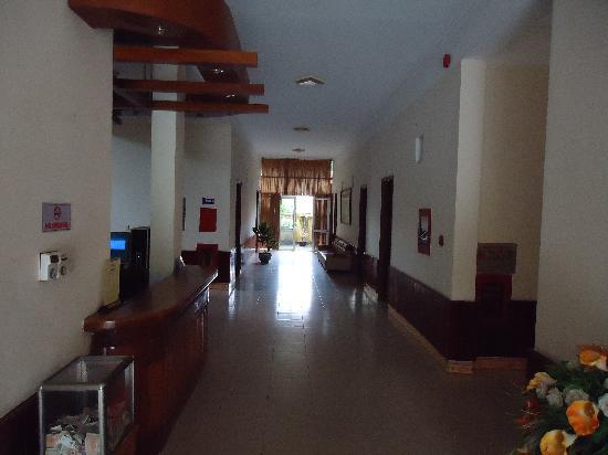 Khan Quang Do Hotel: lobby