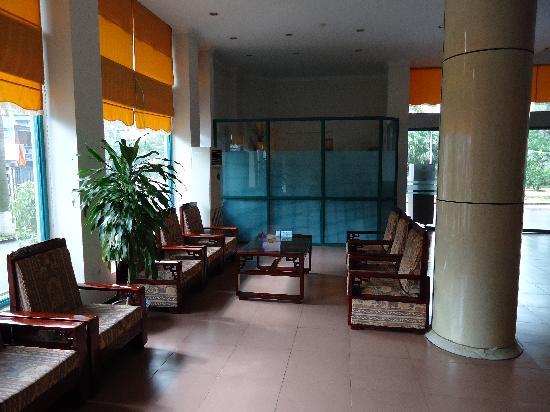 Khan Quang Do Hotel: main lobby