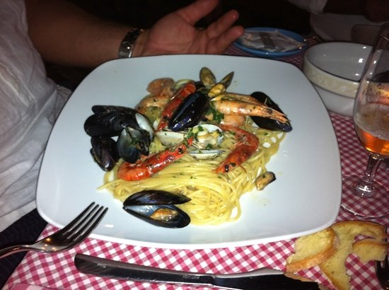 La Taverna dell' Etna : mooolto buoni