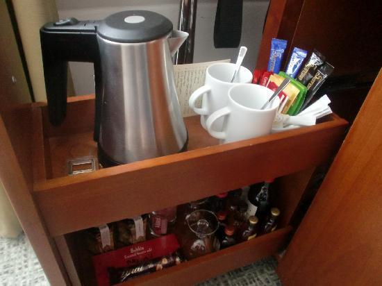 K+K Hotel Cayre: お茶