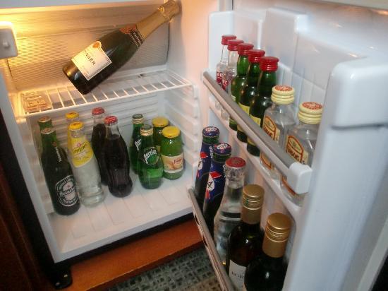 โรงแรมกาปรูกาเกเรอ: 冷蔵庫