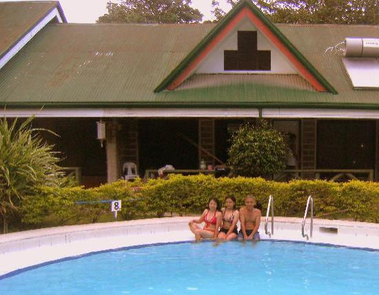 Dumaluan Beach Resort 2: the pool