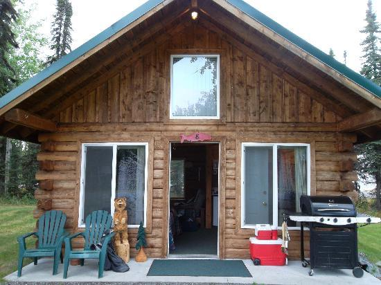 Alaska Redfish Lodge: cute cabins