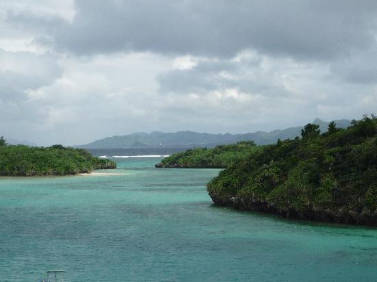 Kabira Bay: 川平湾