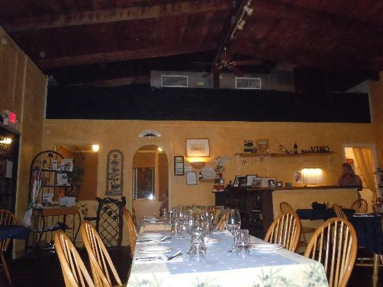 Lake Berryessa Italian Restaurant