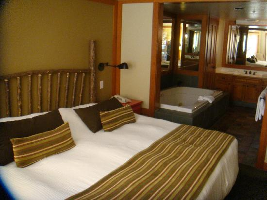 Embarc Whistler: Master room