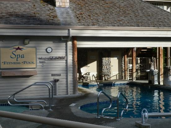 Kingfisher Oceanside Resort and Spa: The Spa