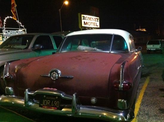 Romney Motel: Nachts