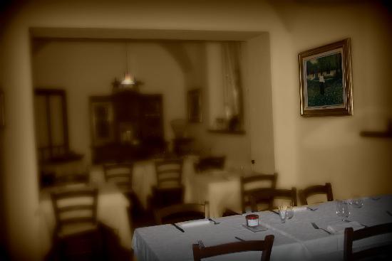 Antica Osteria Manetti: L'altra sala da pranzo