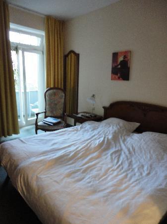 Hotel Willert: mit Balkon