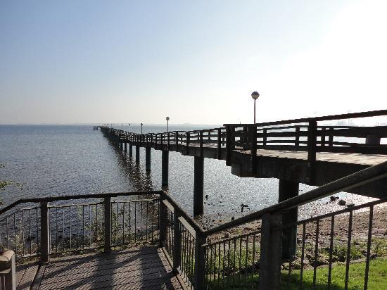 Wismar, Germany: Seebrücke