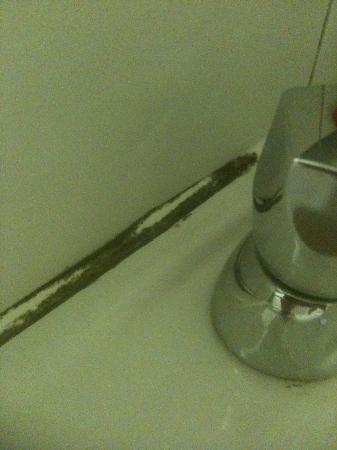 Metro Inns Huddersfield: Germ Ridden bathroom
