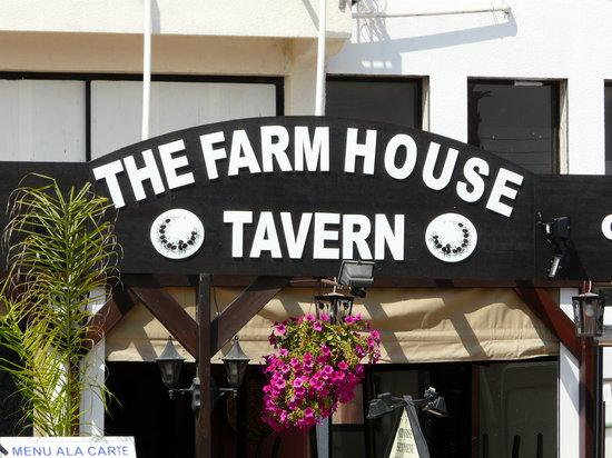 The Farmhouse Tavern: the farm house