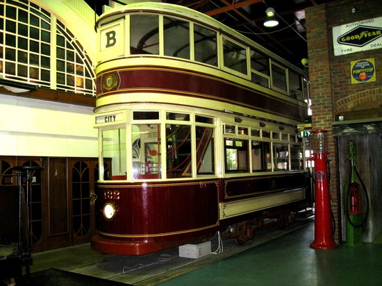 Kingston-upon-Hull, UK: 'Hull Streetlife Museum'