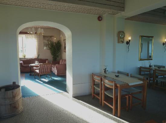 Kungshaga Hotell: Frühstückszimmer
