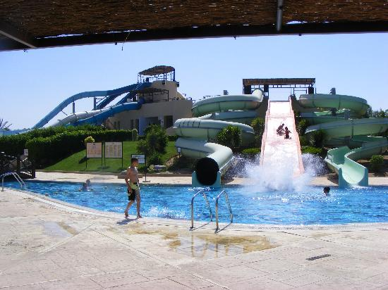 Jaz Lamaya Resort: Waterpark