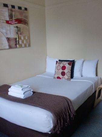 Macleay Lodge Sydney: Double room
