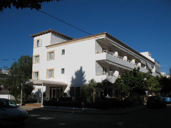 Hotel Villa Singala: L'hôtel
